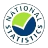 UK Statistics Authority (UKSA) Logo